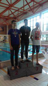 Sukcesy pływackie naszych uczniów.